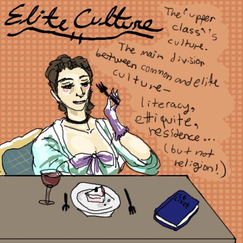elite culture
